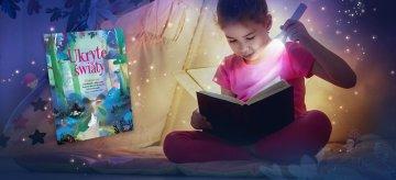 """Poznaj """"Ukryte światy"""": niezwykłą książkę stworzoną przez dzieci dla dzieci"""