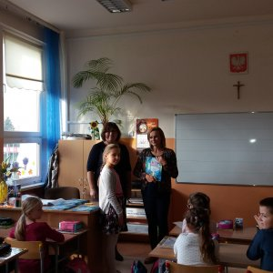 Paulina Maciaszek, Szkoła Podstawowa nr 5 im Tadeusza Kościuszki w Tarnowie