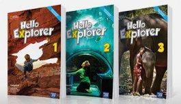 Hello Explorer, klasy 1-3
