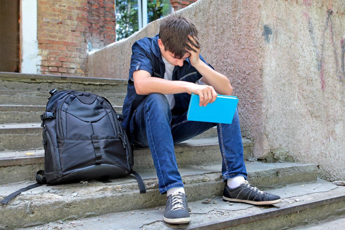Szkoła jest dla typowych? fot. Sabphoto / Shutterstock / Zdjęcie ilustracyjne