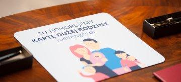 Nowa Era Partnerem programu Karta Dużej Rodziny