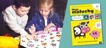 """Premiera miesięcznika """"Moje maluchy"""" –  czasopisma dla dzieci, o jakim marzyli rodzice!"""