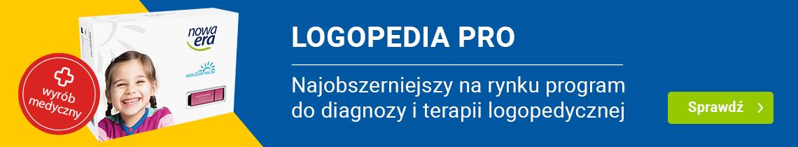 Logopedia PRO Gold banner