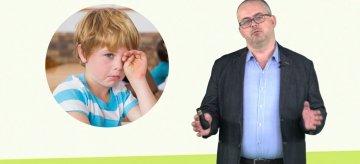 Czemu służy stres dziecka i jak sobie z nim radzić?