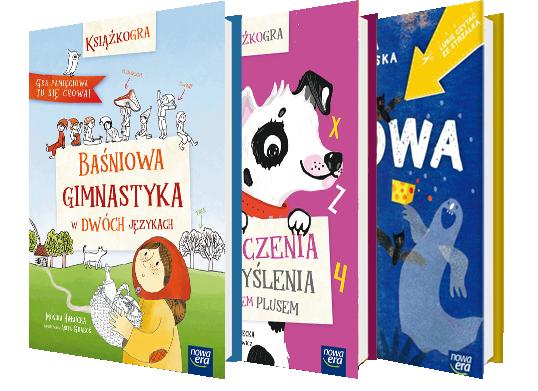 Książki Dla Dzieci Nowa Era