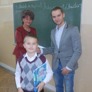 Michał Kosidło, Szkoła Podstawowa im. Bohaterów 7-go Kołobrzeskiego Pułku Piechoty w Niedrzwicy Dużej
