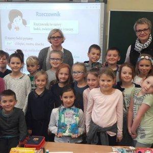 Marta Marszałek, Szkoła Podstawowa nr 45 w Gdyni