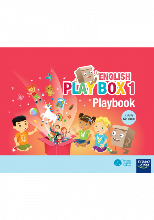 English Play Box. Część 1