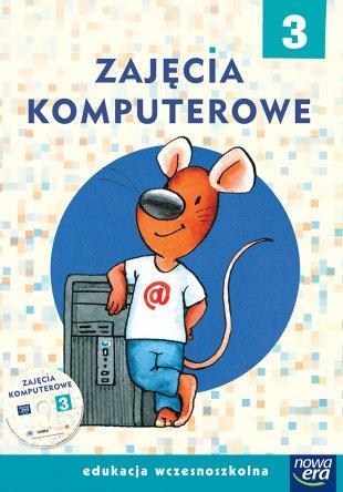 Zajęcia komputerowe z płytą CD-ROM. Klasa 3