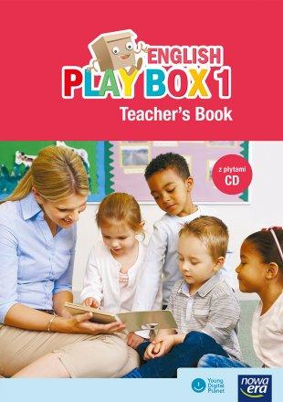 English Play Box. Część 1 Książka Nauczyciela. 2 CD