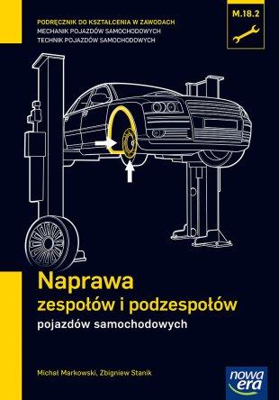 Naprawa zespołów i podzespołów pojazdów samochodowych (M.18.2.)
