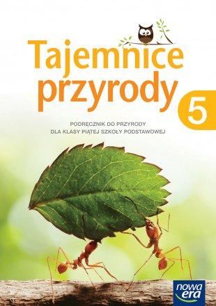 Tajemnice przyrody 5. Podręcznik do przyrody dla klasy piątej szkoły podstawowej