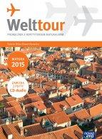 Welttour Podręcznik z repetytorium maturalnym do języka niemieckiego dla szkół ponadgimnazjalnych.