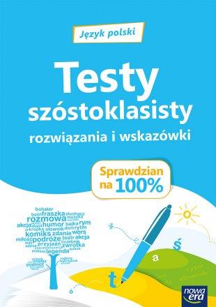 Testy szóstoklasisty. Język polski