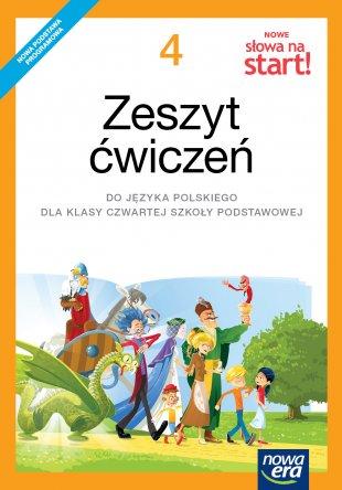 Język Polski Nowe Słowa Na Start Podręczniki I Zeszyty ćwiczeń