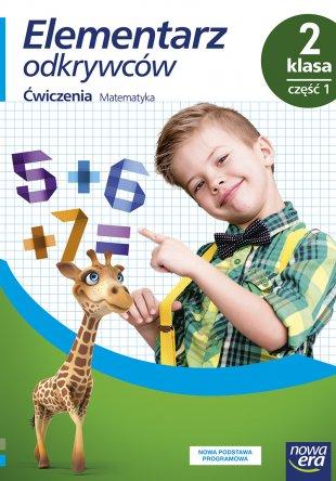 Elementarz odkrywców. Klasa 2, Ćwiczenia do edukacji matematycznej , część 1