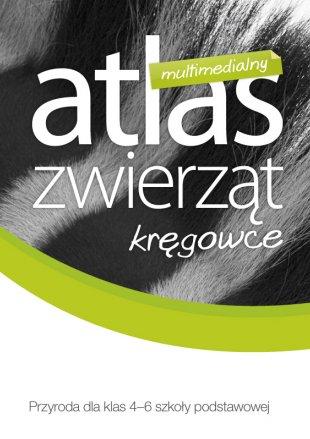 Multimedialny atlas zwierząt.  Kręgowce