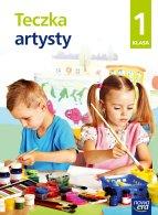 Teczka artysty Klasa 1 Edukacja plastyczno-techniczna