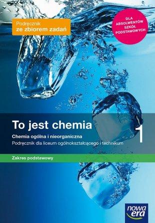 chemia rozszerzona 1 liceum