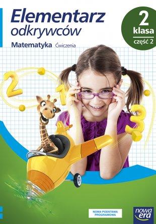Elementarz odkrywców. Klasa 2, Ćwiczenia do edukacji matematycznej, część 2