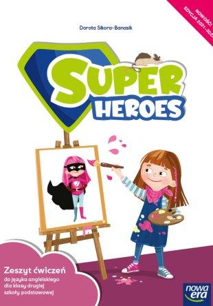 Super Heroes kl. 2