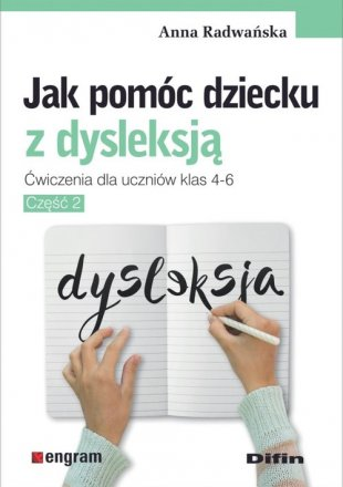 Jak pomóc dziecku z dysleksją
