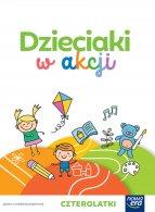 Dzieciaki w akcji. 4-latki – zestaw dla dziecka