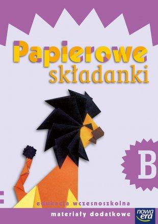 Papierowe składanki, zeszyt B