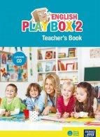 English Play Box. Część 2 Książka Nauczyciela. 2 CD