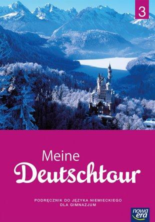 Podręcznik do języka niemieckiego dla gimnazjum z płytą CD-Audio