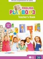 English Play Box. Część 3 Książka Nauczyciela. 2 CD