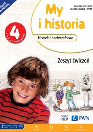 My i historia. Klasa 4
