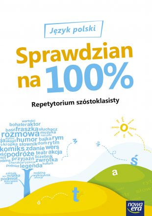 Sprawdzian na 100%. Język polski