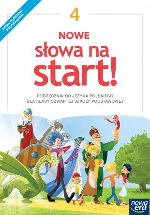 NOWE Słowa na start! 4