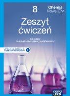 Chemia Nowej Ery. Zeszyt ćwiczeń do chemii dla klasy ósmej szkoły podstawowej