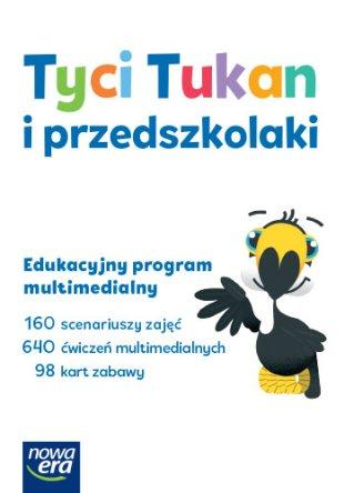 Tyci Tukan i przedszkolaki – edukacyjny program multimedialny