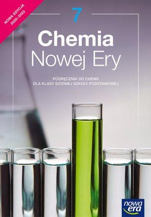 Chemia Nowej Ery. Podręcznik do chemii dla klasy siódmej szkoły podstawowej