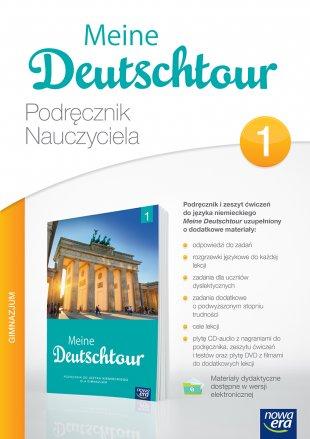Meine Deutschtour. Część 1
