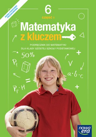 Matematyka z kluczem. Klasa 6