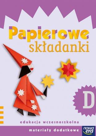 Papierowe składanki, zeszyt D