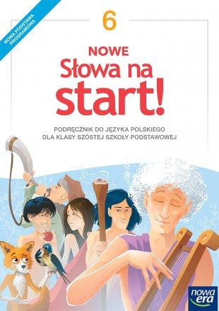 Nowe Słowa Na Start Podręcznik Do Języka Polskiego Dla