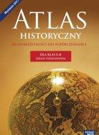 Atlas historyczny dla klas 5–8
