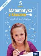 Matematyka z kluczem. Klasa 5, część 1.