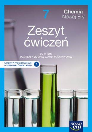 Chemia Nowej Ery. Zeszyt ćwiczeń do chemii dla klasy siódmej szkoły podstawowej