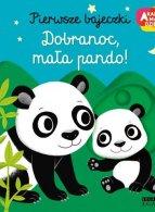 Dobranoc mała pando Pierwsze bajeczki