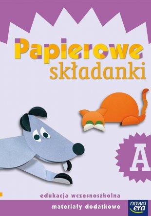 Papierowe składanki, zeszyt A