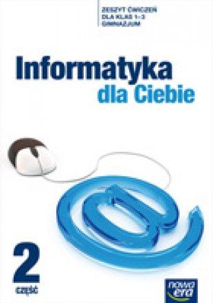 Informatyka dla Ciebie. Klasy 1-3