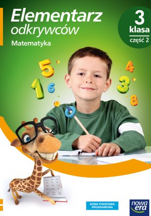 Elementarz odkrywców. Klasa 3. Edukacja matematyczna, część 2
