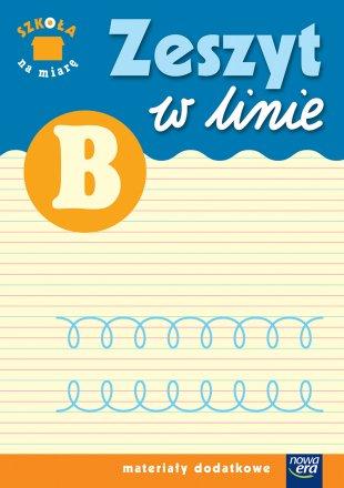 Zeszyt w linie B