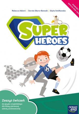 Super Heroes kl. 1